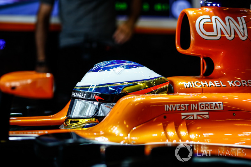11. Fernando Alonso, McLaren