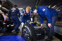 Michelin snow tires