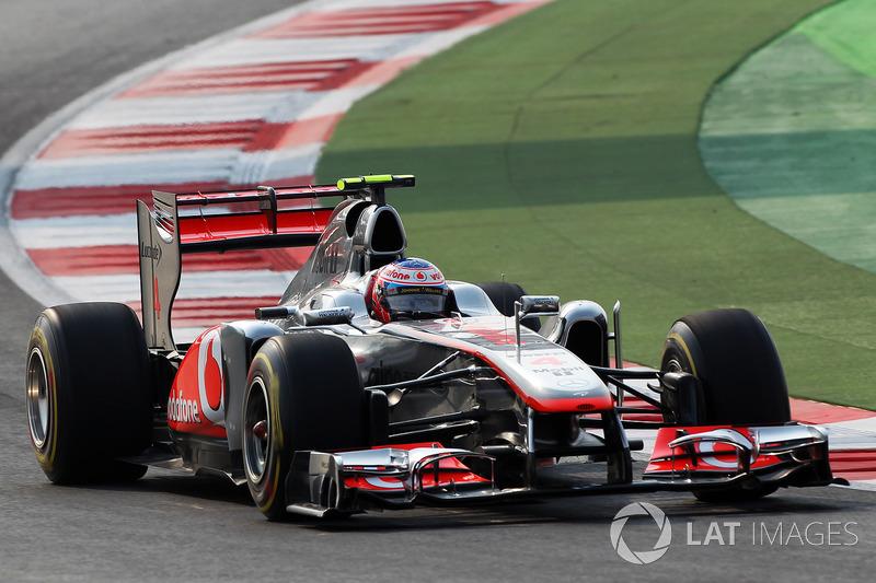 2011: McLaren MP4/26