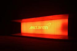 McLaren branding