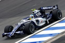 Alex Wurz, Williams FW28 reserve
