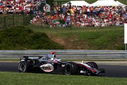 Кими Райкконен, McLaren MP4/20