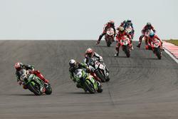 Tom Sykes, Kawasaki Racing, Toprak Razgatlioglu, Kawasaki Puccetti Racing