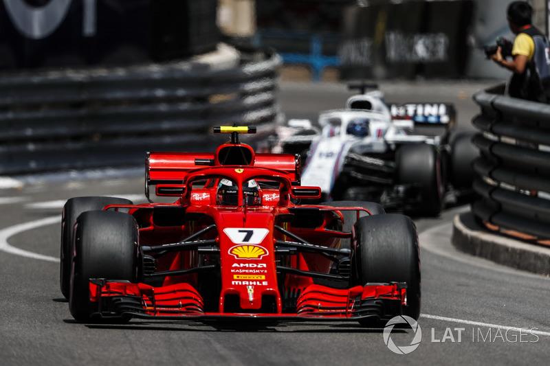 4: Кими Райкконен, Ferrari SF71H – 1:11.266