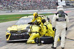 Daniel Suarez, Joe Gibbs Racing, Toyota Camry STANLEY Children's Miracle Network Hospitals National