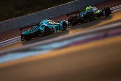 #5 Nefis By Speed Factory, Ligier JS P3 - Nissan: Timur Boguslavskiy, Alexey Chuklin, Daniil Pronenko, #19 M.Racing - YMR, Norma M 30 - Nissan: Nicolas Ferrer, David Droux, Lucas Légéret