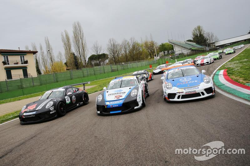 Gianmarco Quaresmini, Dinamic Motorsport, Tommaso Mosca, Tsunami RT, Sergio Campana, Ghinzani Arco Motorsport e il resto dei protagonisti della Carrera Cup 2025