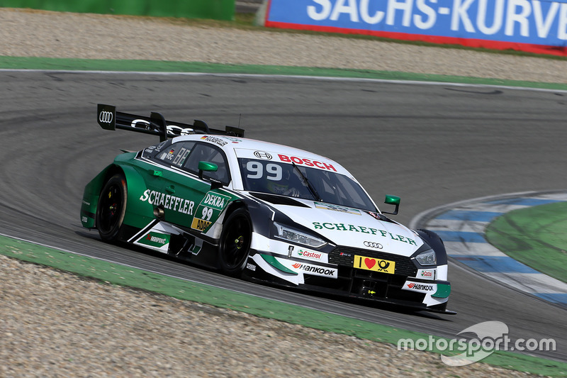 #99 Mike Rockenfeller, Audi Sport Team Phoenix, Audi RS 5 DTM