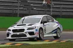 Stefano Comini, Subaru ST, Top Run Motorsport