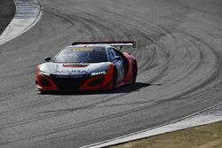 #43 RealTime Racing Acura NSX GT3: Ryan Eversley, Dane Cameron, Tom Dyer