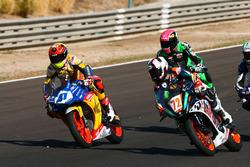 Marc Garcia, Yamaha, Omar Bonoli, KTM