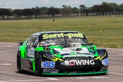 Diego De Carlo, Jet Racing Chevrolet