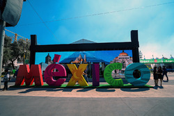 Mexico signage