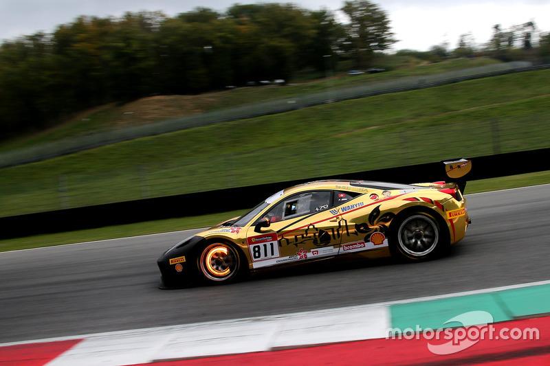 #811 Ferrari Hong Kong Ferrari 458: Paul Wong