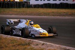 Кеке Росберг, Williams FW09B