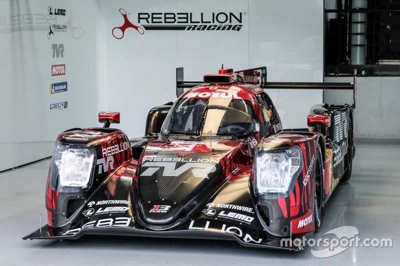 Rebellion R-13