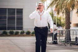 Ross Brawn, Director General de Fórmula Uno de Motorsports