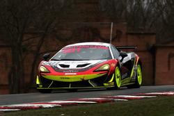 #501 Balfe Motorsport McLaren 570S GT4: Graham Johnson, Mike Robinson