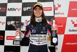 3. Jamie Chadwick, Douglas Motorsport