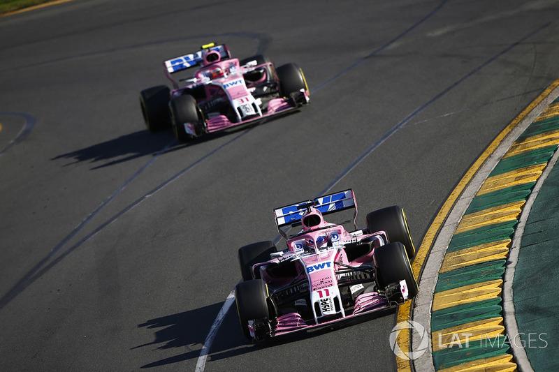 Впервые с Гран При Монако-2017 Force India закончила гонку без очков. Команда прервала серию из 14 этапов, в которых хоть один ее гонщик неизменно финишировал в десятке