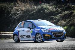 Michele Griso , Alessandro Lucato, Peugeot 208 R2B