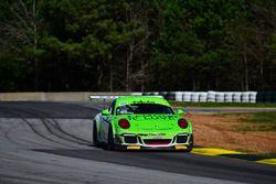 #44 TA3 Porsche 911 GT3 Cup: Tim Kezman of Fall Line Motorsports