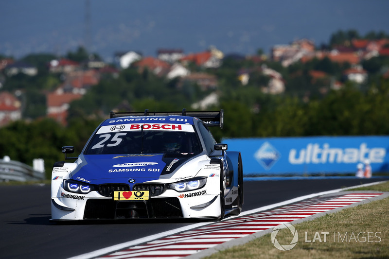 14. Philipp Eng, BMW Team RBM, BMW M4 DTM