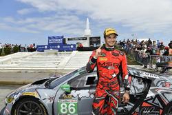 #86 Michael Shank Racing with Curb-Agajanian Acura NSX, GTD: Mario Farnbacher