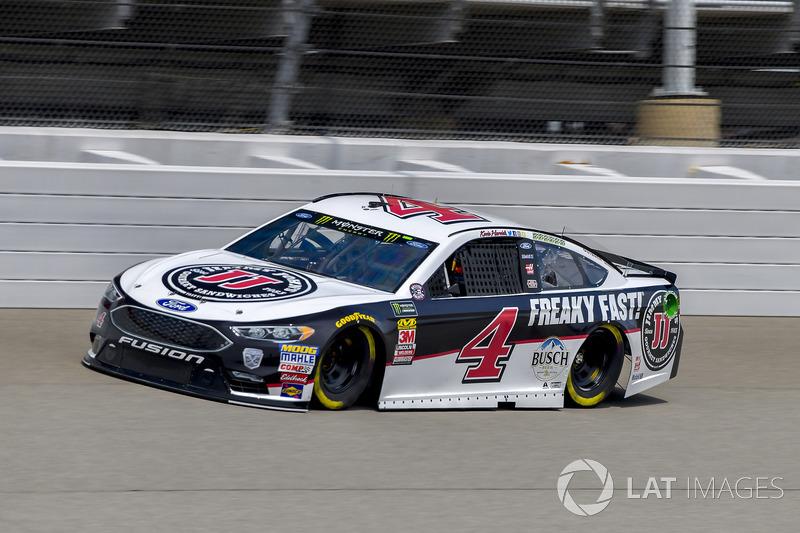 4. Kevin Harvick, Stewart-Haas Racing, Ford Fusion Jimmy John's