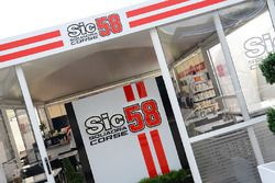 SIC58 Squadra Corse motorhome