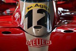 El Ferrari T3 ganador de Gilles Villeneuve