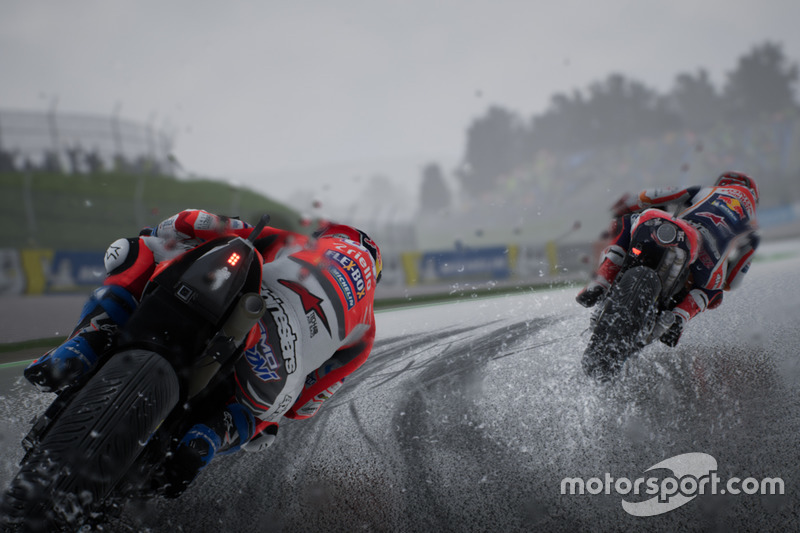 Screenshot MotoGP 18