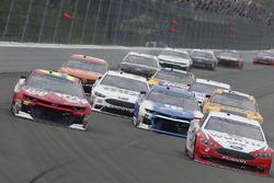 Kasey Kahne, Leavine Family Racing, Chevrolet Camaro FDNY Foundation Brad Keselowski, Team Penske, Ford Fusion Wurth