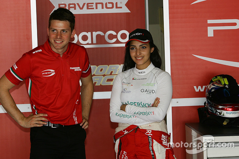Amna Al Qubaisi (Virgin Racing)