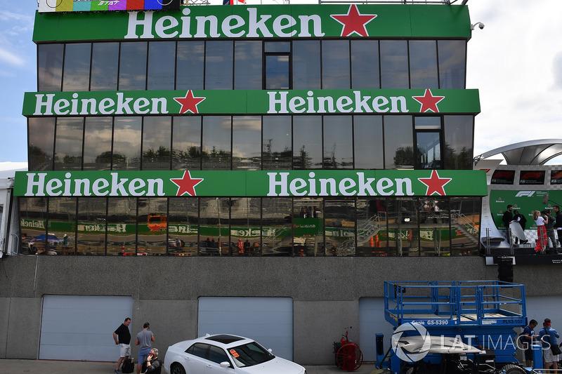 Heineken branding