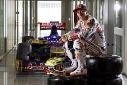 Tony Cairoli, Toro Rosso F1-wagen