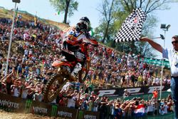 Jeffrey Herlings, Red Bull KTM Factory Racing, wint in Faenza en pakt de WK-titel (2012)