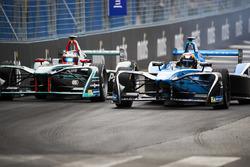 Mitch Evans, Jaguar Racing e Sébastien Buemi, Renault e.Dams