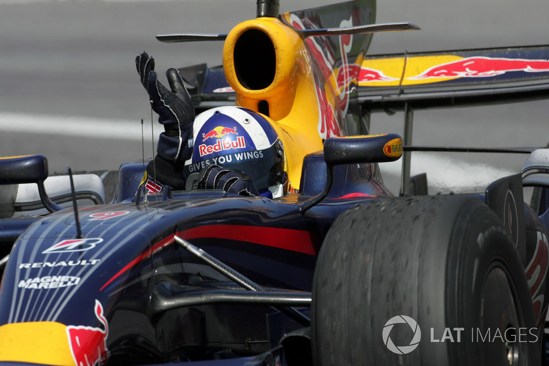 2008 -Red Bull Racing RB4 Renault