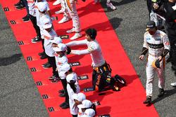 Daniel Ricciardo, Red Bull Racing and grid kids