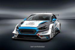 Presentazione della vettura di Kris Richard-Target Competition