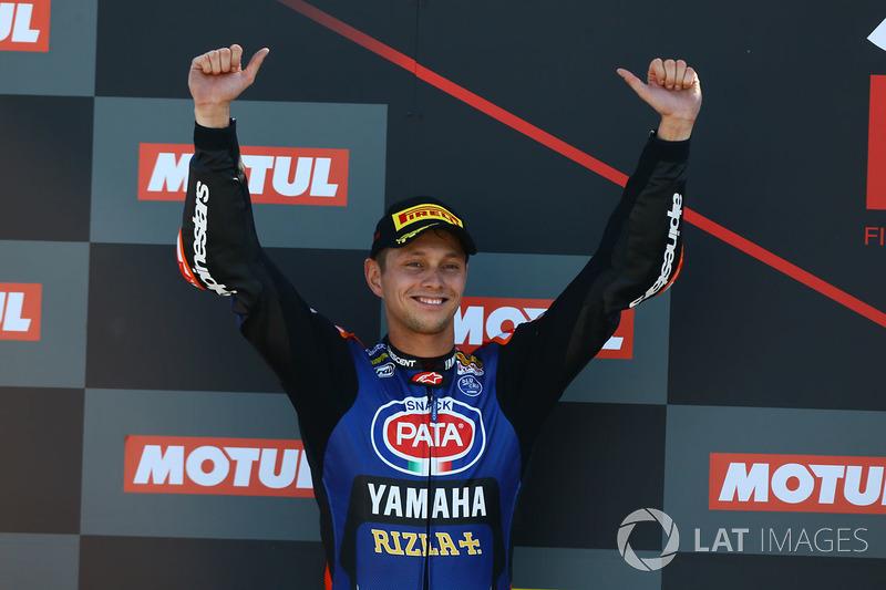 3e : Michael van der Mark (Pata Yamaha)