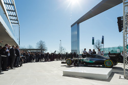 Petronas Global Research and Technology Centre launch