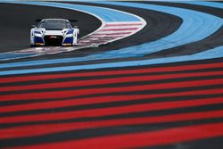 #25 Sainteloc Racing, Audi R8 LMS: Simon Gachet, Christopher Hasse