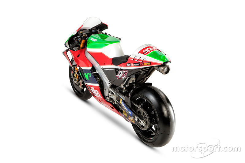 Aprilia RS-GP 2018 года