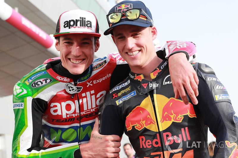Алейш Еспаргаро, Aprilia Racing Team Gresini, Пол Еспаргаро, Red Bull KTM Factory Racing