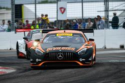 #2 CRP Racing Mercedes-AMG GT3: TBA