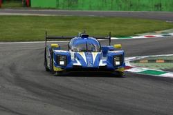 #49 High Class Racing Dallara P217 - Gibson: Dennis Andersen, Anders Fjordbach
