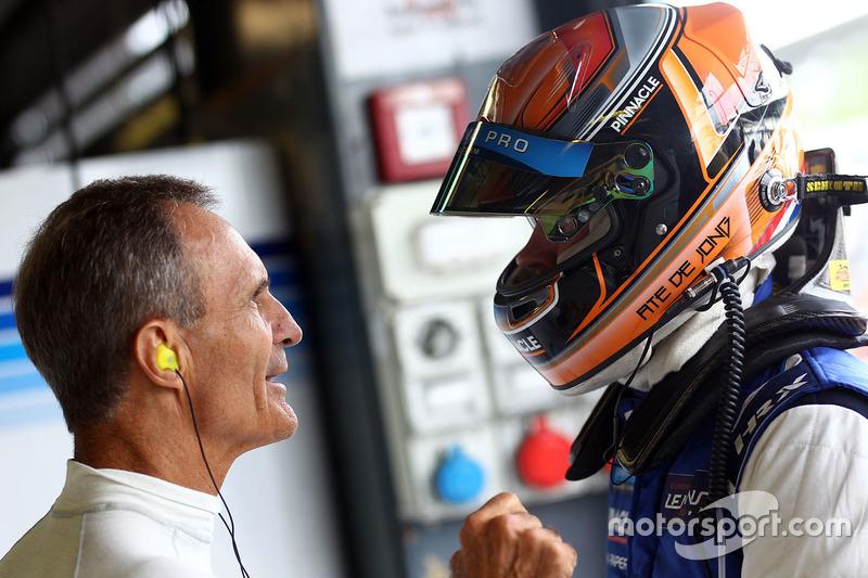 #25 Algarve Pro Racing Ligier JSP217 - Gibson: Mark Patterson, Ate De Jong