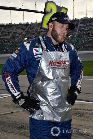 William Byron, Hendrick Motorsports, Chevrolet Camaro Liberty University Landon Walker